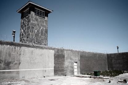 ROBBEN ISLAND - PRISON