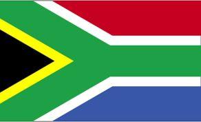 SOUTH AFRICA - FLAG