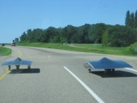 SOLAR VEHICLES