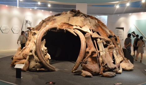 Mammoth Shelter
